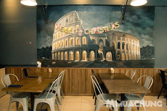 """Đến Rome Deli hẹn hò cùng """"nàng thơ"""" của ẩm thực Ý - 23"""