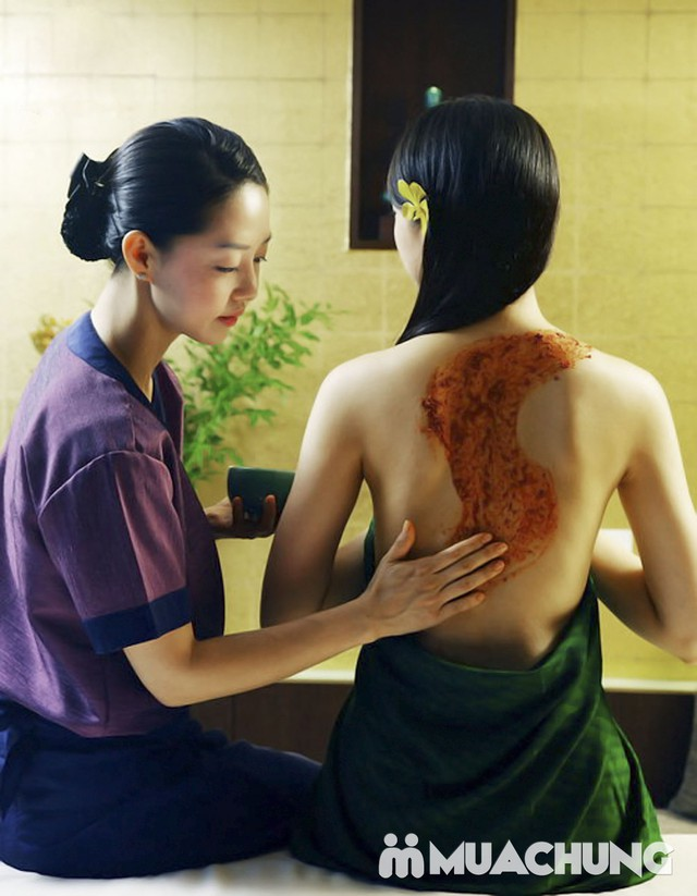 Tắm siêu trắng mịn với 100% thảo dược thiên nhiên Anna Chu Spa - 6