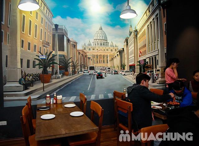 """Đến Rome Deli hẹn hò cùng """"nàng thơ"""" của ẩm thực Ý - 20"""