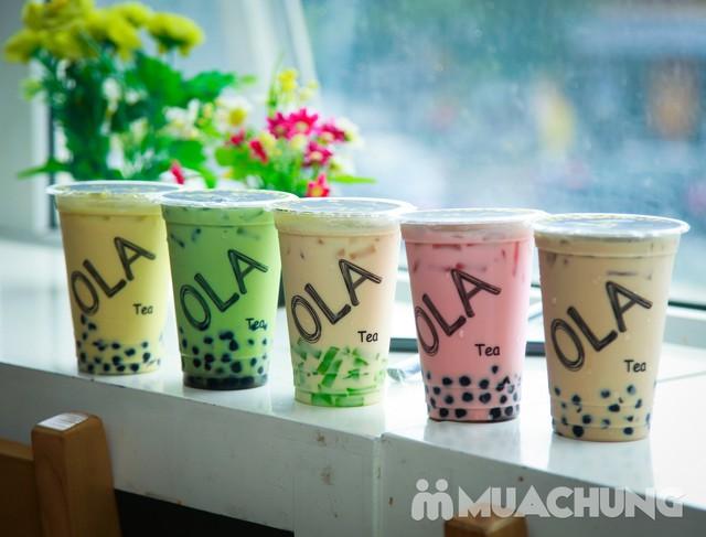 Voucher 2 trà sữa - Áp dụng toàn menu Hot Paradise - 10