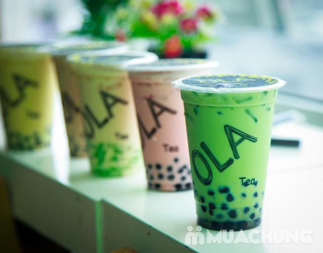 Voucher 2 trà sữa - Áp dụng toàn menu Hot Paradise - 12