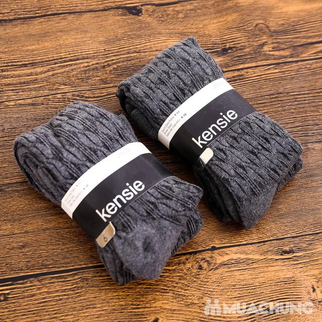Combo 2 quần tất len Kensie dầy dặn, bền đẹp - 11