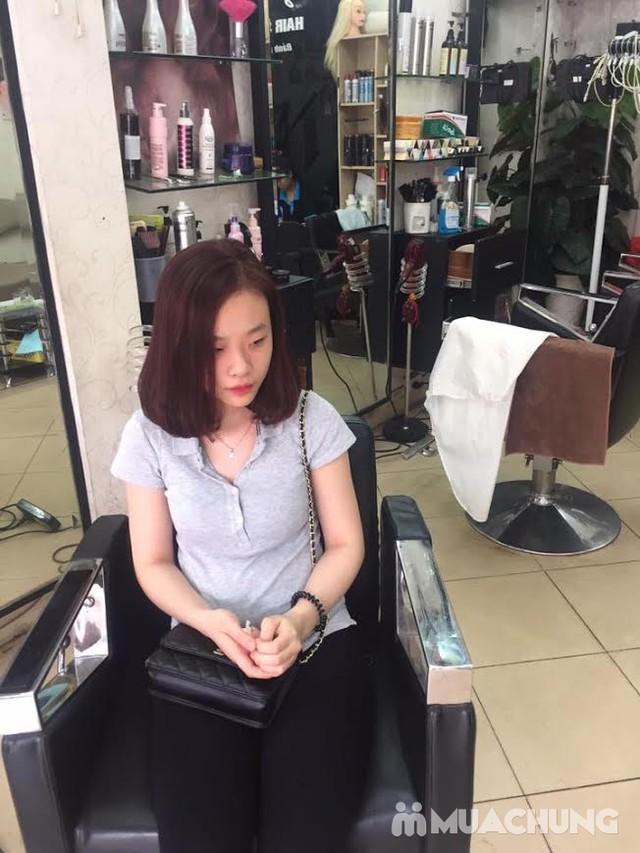 Nhuộm tóc đẹp tặng hấp đón Noel & năm mới Nhung Hair Salon & Spa - 5
