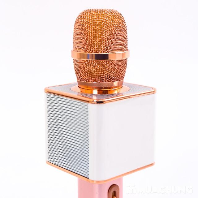 Mic hát Karaoke Magic YS-10 có cổng USB - 12
