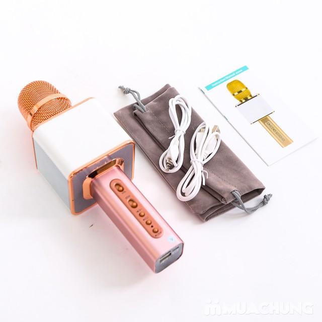 Mic hát Karaoke Magic YS-10 có cổng USB - 17