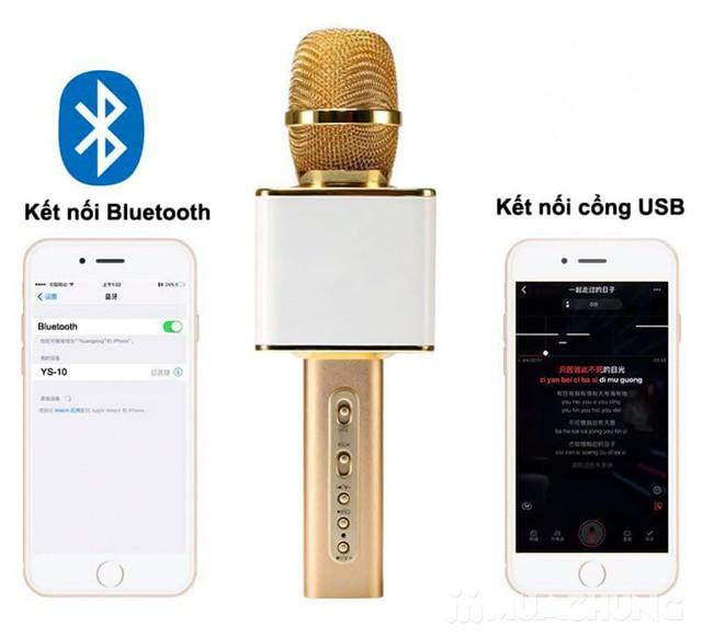 Mic hát Karaoke Magic YS-10 có cổng USB - 10