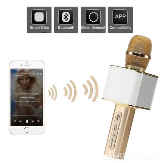 Mic hát Karaoke Magic YS-10 có cổng USB - 18