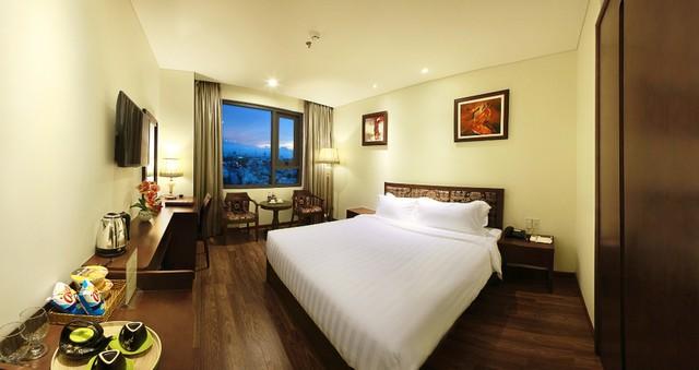 Khách sạn DanaCiti 4* Đà Nẵng - 5 phút tản bộ đến biển Mỹ Khê - 2