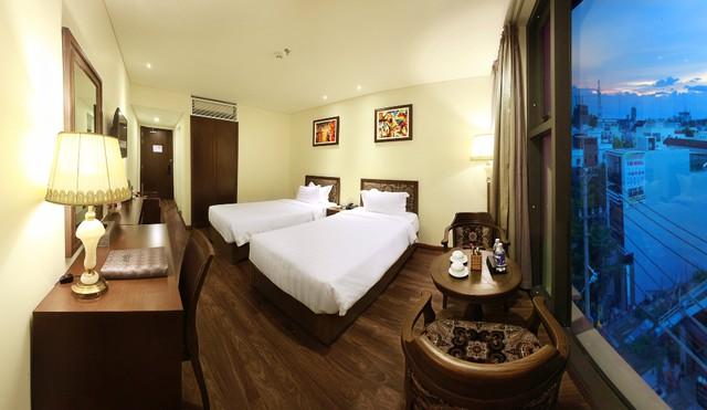 Khách sạn DanaCiti 4* Đà Nẵng - 5 phút tản bộ đến biển Mỹ Khê - 3