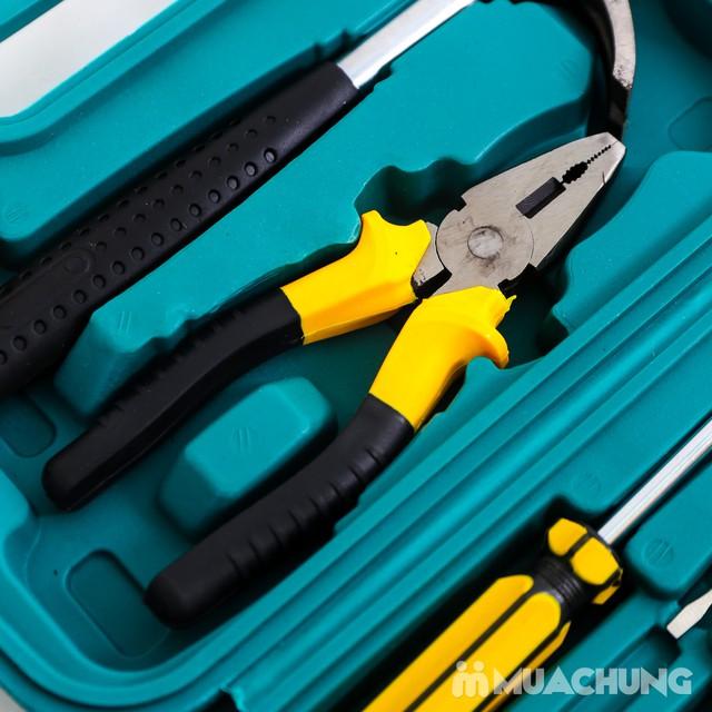Bộ dụng cụ sửa chữa đa năng 9 chi tiết  - 9
