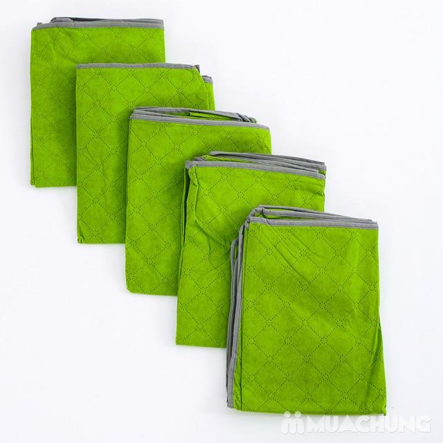 Combo 5 túi đựng đồ vải không dệt đa năng - 3