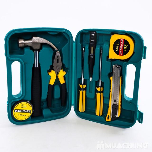 Bộ dụng cụ sửa chữa đa năng 9 chi tiết  - 3