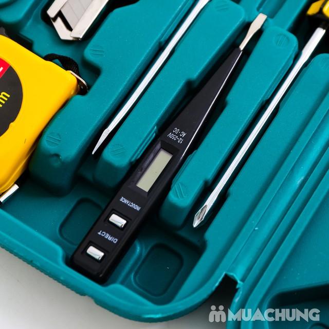 Bộ dụng cụ sửa chữa đa năng 9 chi tiết  - 5