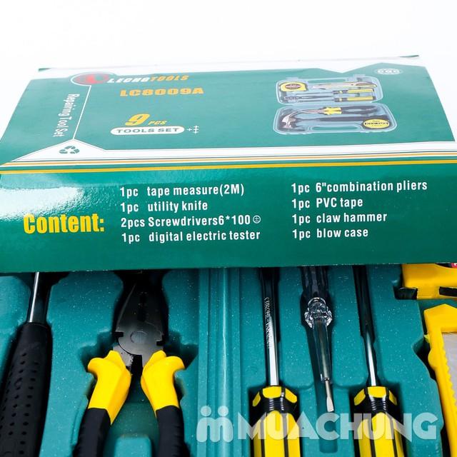 Bộ dụng cụ sửa chữa đa năng 9 chi tiết  - 4