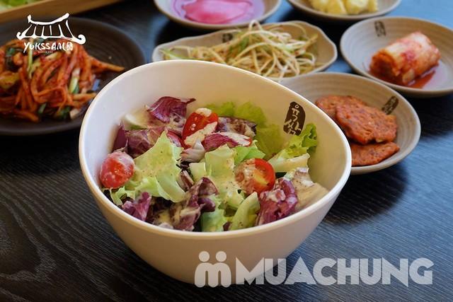 Buffet thịt nướng chuẩn Hàn Quốc tại Yukssam BBQ - 23