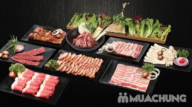 Buffet thịt nướng chuẩn Hàn Quốc tại Yukssam BBQ - 1