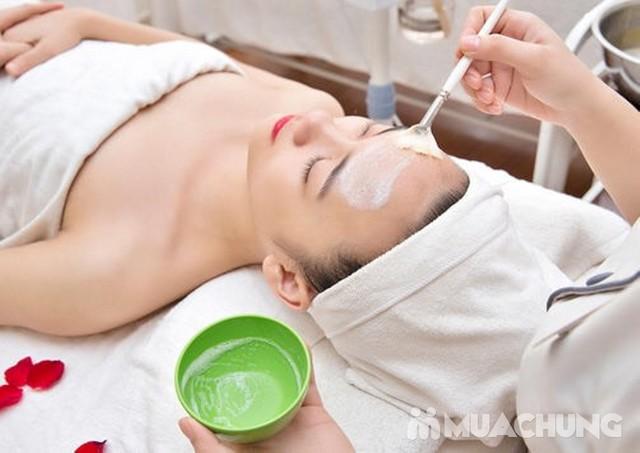Chăm sóc da mặt mùa khô tặng ngâm chân thuốc bắc Ban Mai Spa - 11