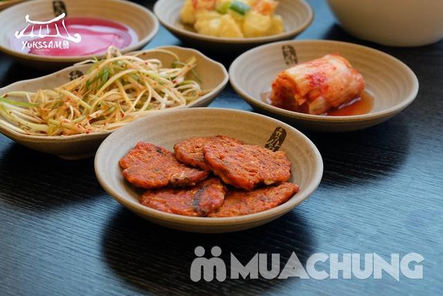 Buffet thịt nướng chuẩn Hàn Quốc tại Yukssam BBQ - 24
