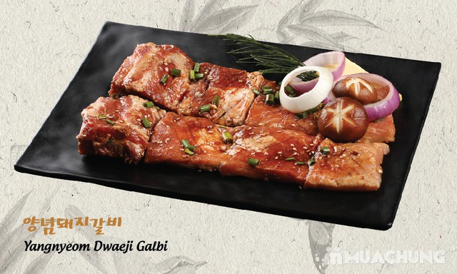 Buffet thịt nướng chuẩn Hàn Quốc tại Yukssam BBQ - 11
