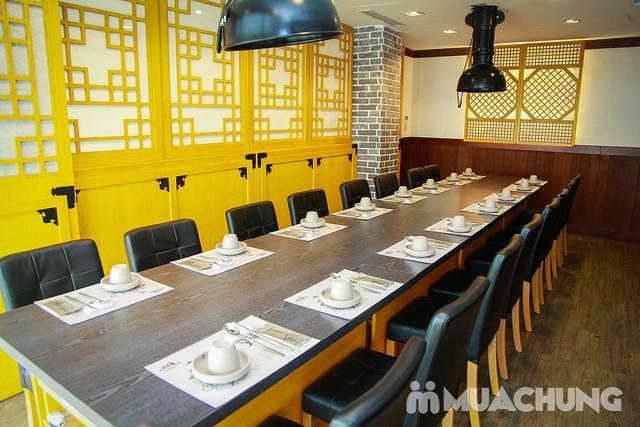 Buffet thịt nướng chuẩn Hàn Quốc tại Yukssam BBQ - 30