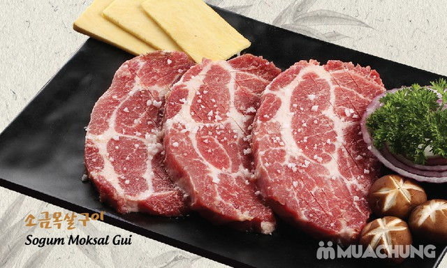 Buffet thịt nướng chuẩn Hàn Quốc tại Yukssam BBQ - 10