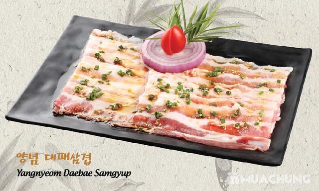 Buffet thịt nướng chuẩn Hàn Quốc tại Yukssam BBQ - 13