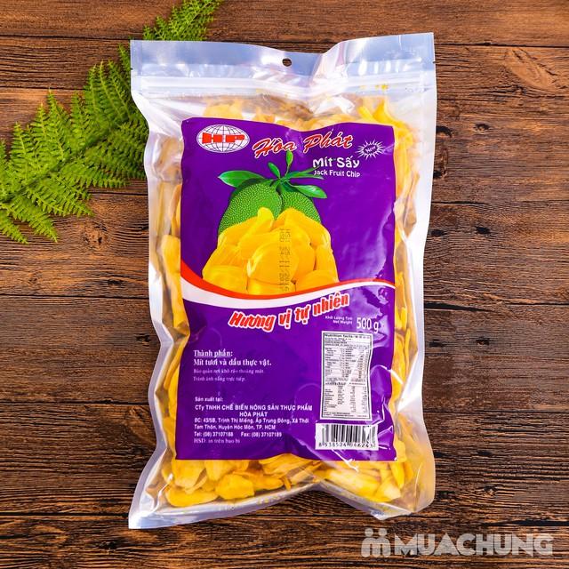 Mít sấy Hòa Phát 500g - Hương vị từ tự nhiên - 5
