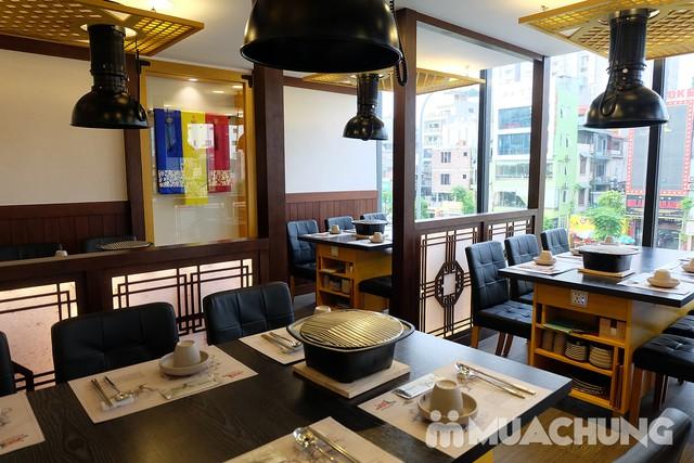 Buffet thịt nướng chuẩn Hàn Quốc tại Yukssam BBQ - 21