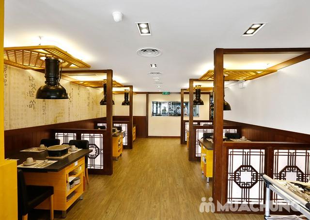 Buffet thịt nướng chuẩn Hàn Quốc tại Yukssam BBQ - 33