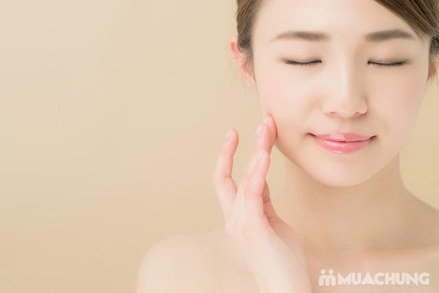 Đặc trị các loại mụn bọc, đầu đen, cám+ trẻ hóa da Xinh Spa - 4