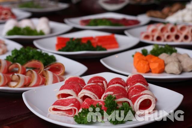 Buffet lẩu đặc biệt 35 món nhúng tại NH Dominos - 8