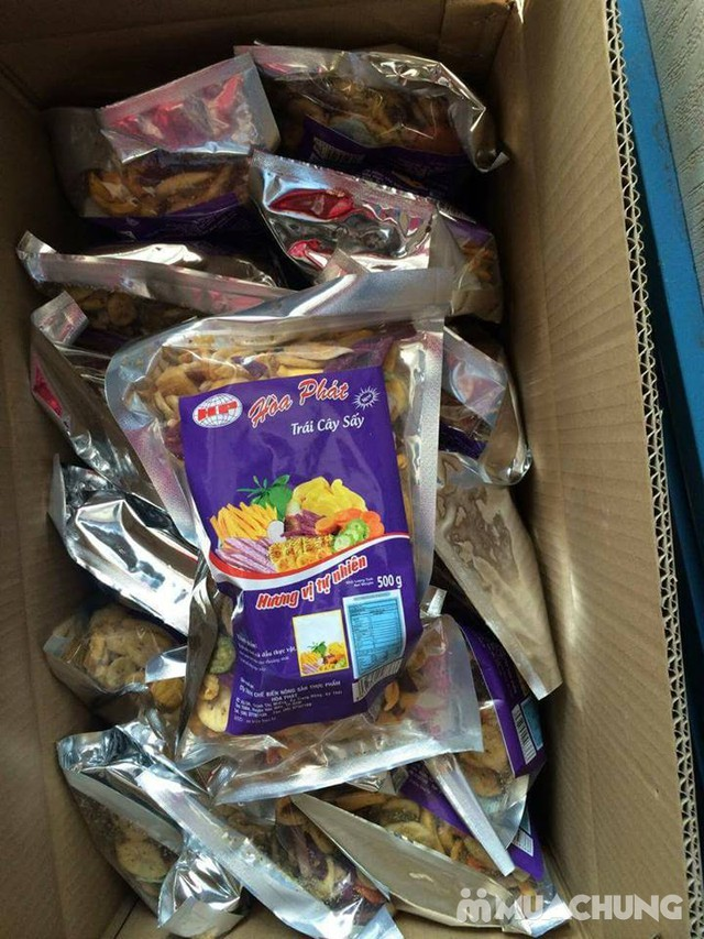 1kg hoa quả sấy thập cẩm Hòa Phát - 3