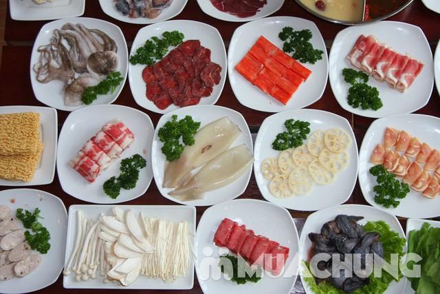 Buffet lẩu đặc biệt 35 món nhúng tại NH Dominos - 3