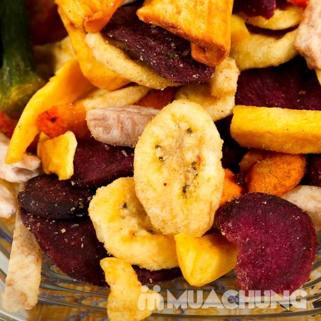 1kg hoa quả sấy thập cẩm Hòa Phát - 5