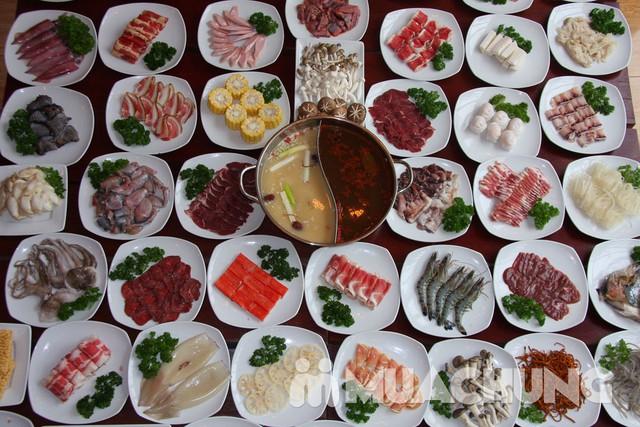 Buffet lẩu đặc biệt 35 món nhúng tại NH Dominos - 1