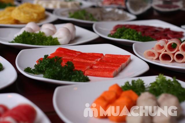 Buffet lẩu đặc biệt 35 món nhúng tại NH Dominos - 10