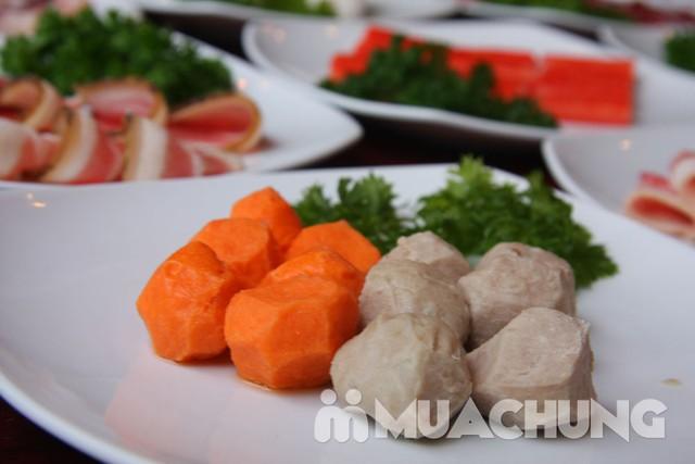 Buffet lẩu đặc biệt 35 món nhúng tại NH Dominos - 44