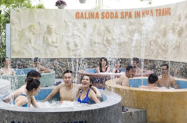 Tắm bùn khoáng cho 2 người + xông hơi khô, ướt tại Galina - Không phụ thu Lễ, Tết - 10