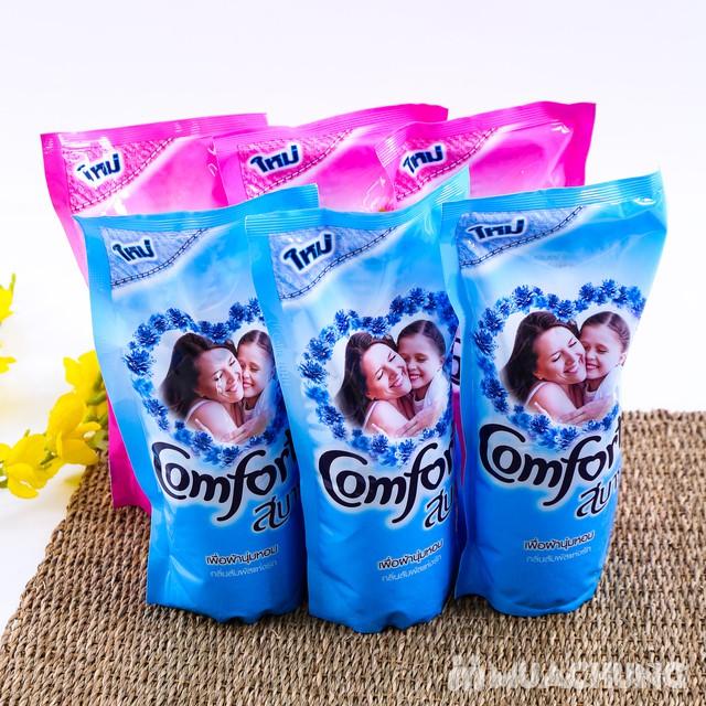 Combo 6 túi nước xả vải Comfort Thái Lan 600ml - 7