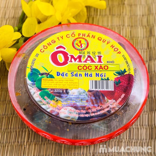 3 hộp ô mai hương vị cổ truyền Hà Nội (350g/1 hộp) - 10