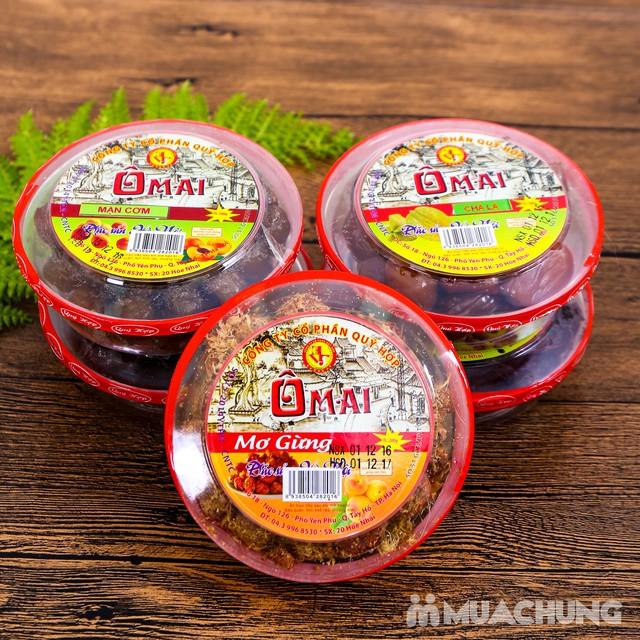 5 hộp ô mai hương vị cổ truyền Hà Nội (200g/1 hộp) - 6