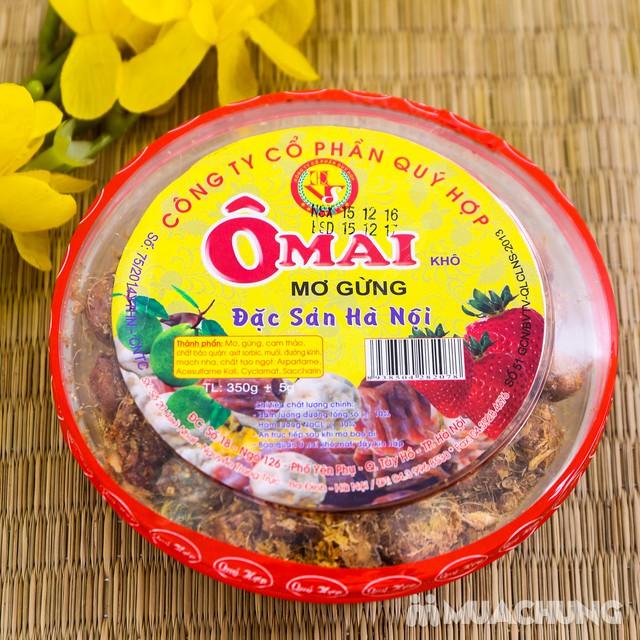 3 hộp ô mai hương vị cổ truyền Hà Nội (350g/1 hộp) - 8