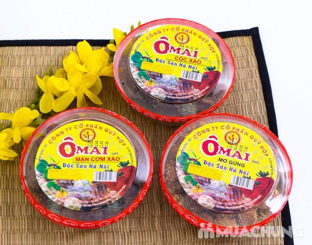 3 hộp ô mai hương vị cổ truyền Hà Nội (350g/1 hộp) - 12