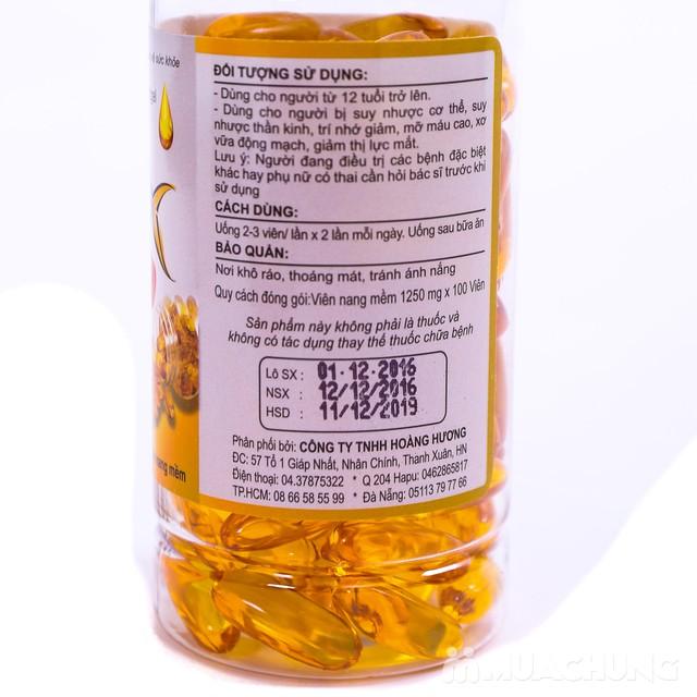 Dầu cá Omega 3-6-9 bổ mắt, phát triển não bộ - 5