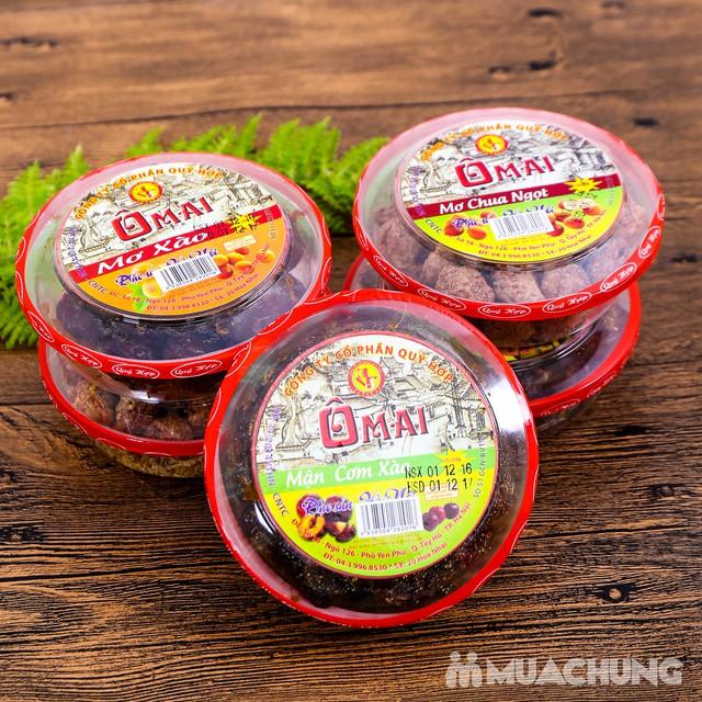 5 hộp ô mai hương vị cổ truyền Hà Nội (200g/1 hộp) - 11