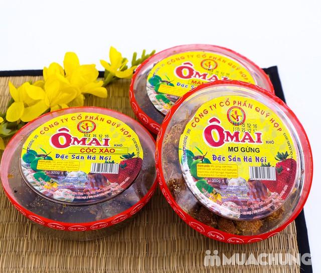 3 hộp ô mai hương vị cổ truyền Hà Nội (350g/1 hộp) - 6