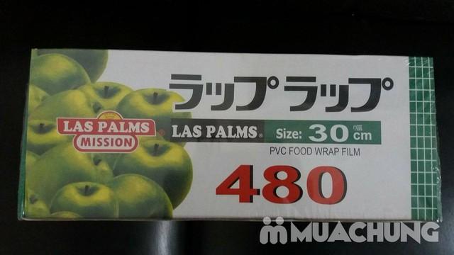 Màng bọc thực phẩm Las Palms 400 - 1
