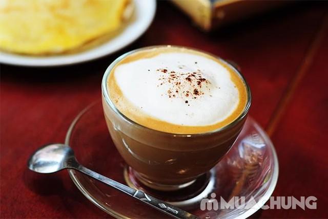 Voucher giảm giá đồ uống toàn menu Man cafe - 25