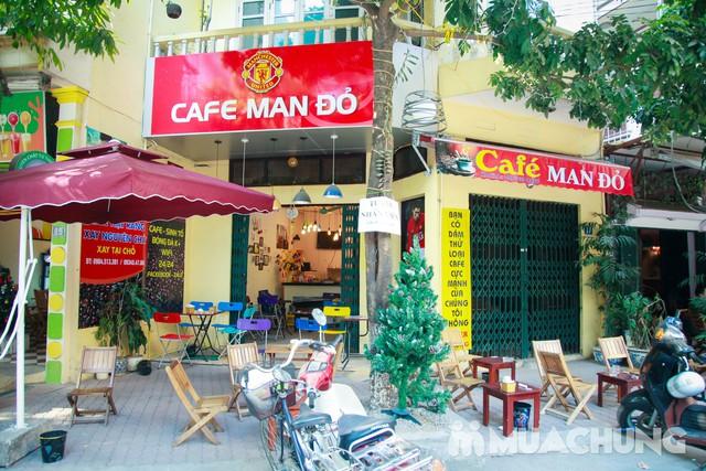 Voucher giảm giá đồ uống toàn menu Man cafe - 2