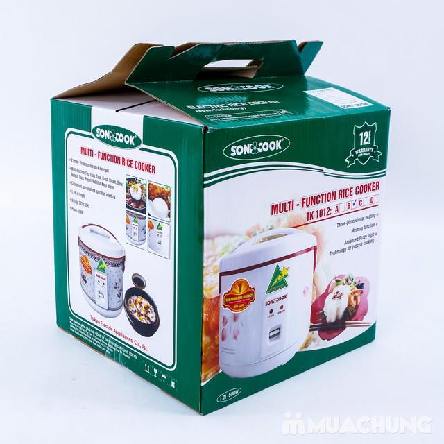 Nồi cơm điện Sonicook 1.2L Công nghệ Nhật Bản - 5